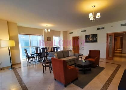 3 Bedroom Apartment for Rent in Sheikh Zayed Road, Dubai - 1 Month Free Rent|Near the Metro|Chiller Free