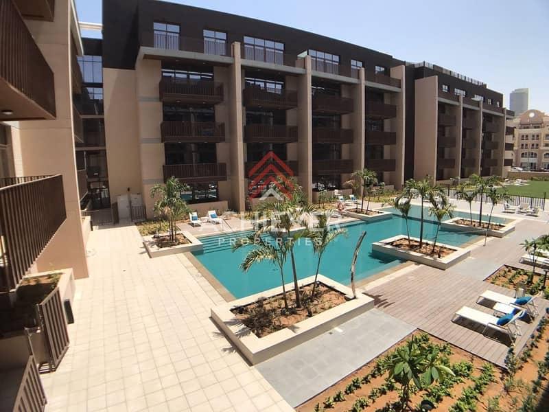 Beautifully Designed | 1 Bedroom | Pool View
