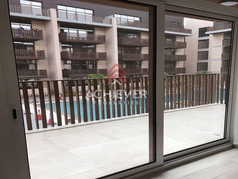 2 Beautifully Designed | 1 Bedroom | Pool View