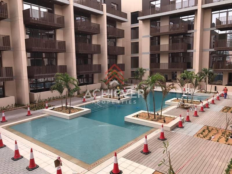 10 Beautifully Designed | 1 Bedroom | Pool View