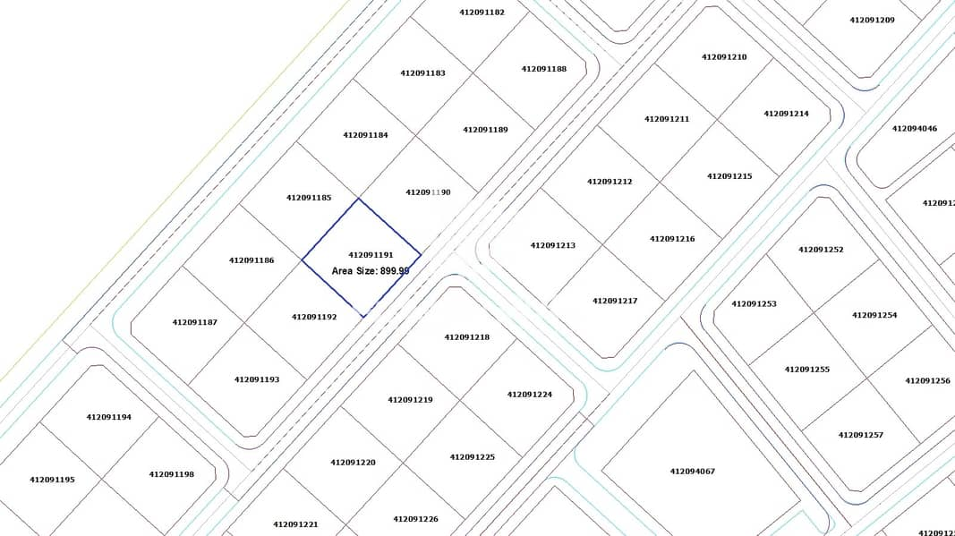 9 Residential Land Plot for sale