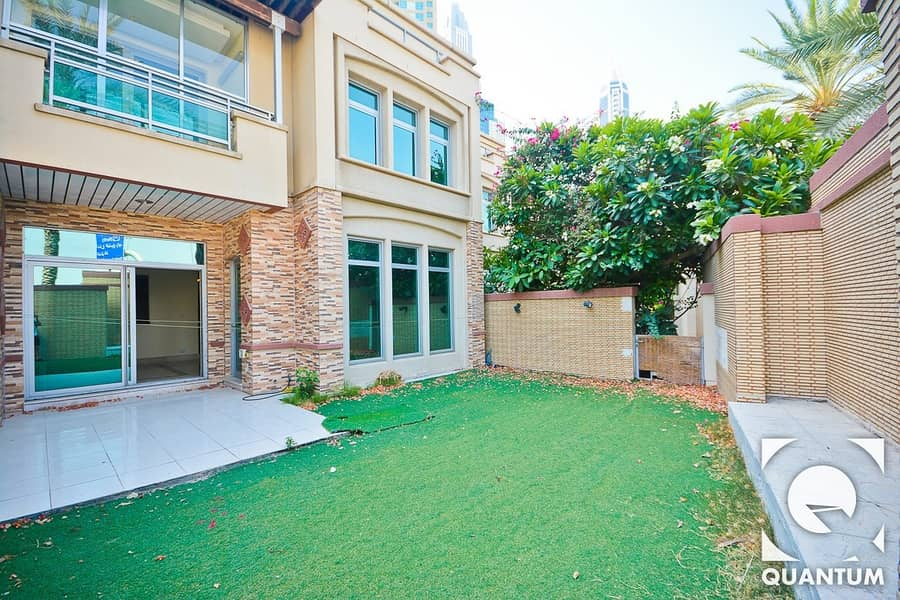 Best Priced Villa | Garden + Roof Terrace