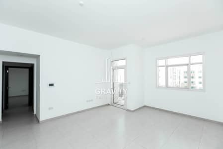 2 Bedroom Flat for Sale in Al Ghadeer, Abu Dhabi - HOT DEAL High Floor 2BR Apartment w/ Balcony