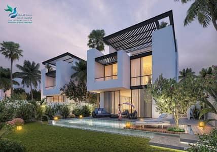 فلیٹ 3 غرفة نوم للبيع في مدينة الشارقة للواجهات المائية، الشارقة - Luxury Units- 3BEDROOM- sea view