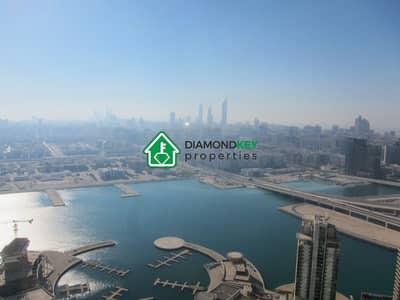 شقة 1 غرفة نوم للبيع في جزيرة الريم، أبوظبي - شقة في مارينا بلو مارينا سكوير جزيرة الريم 1 غرف 700000 درهم - 3176708