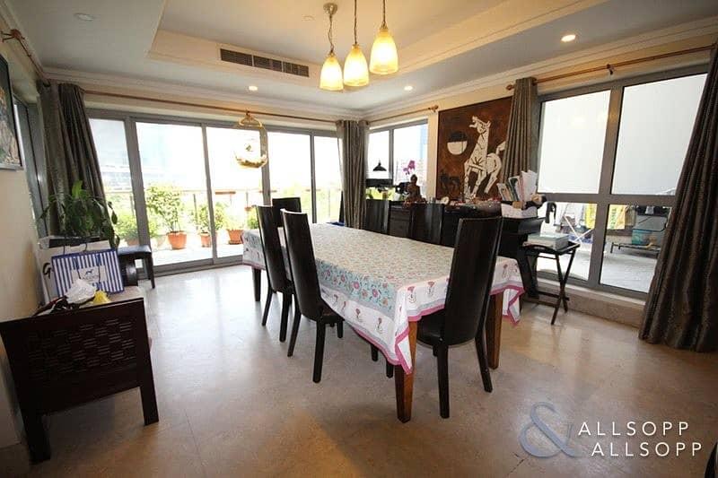 2 Four Bed | Podium Villa | Bay Avenue View
