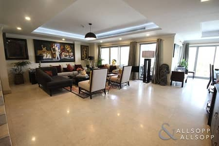 4 Bedroom Villa for Sale in Business Bay, Dubai - Podium Villa | 4 Bed | Vacant December 19'