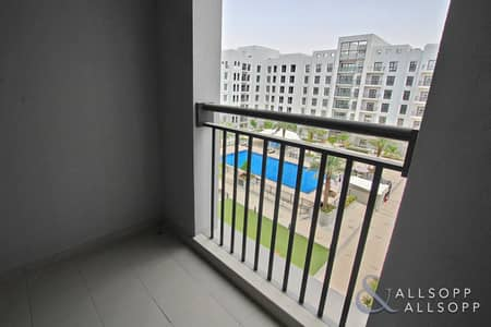 1 Bedroom Apartment for Rent in Town Square, Dubai - Safi | 1 Bed | Brand New | Pool Facing