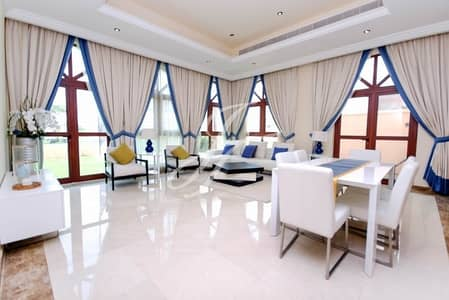 4 Bedroom Villa for Sale in Jumeirah Golf Estate, Dubai - 4 Bedroom-Stylish Finishes- Golfers Paradise