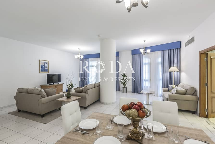 2 No Additional Cost|Free WiFi|Fully Furnished