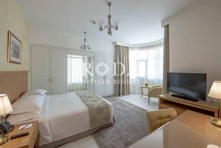 3 Bedroom Hotel Apartment for Rent in Downtown Dubai, Dubai - No Additional Cost|Free WiFi|Fully Furnished