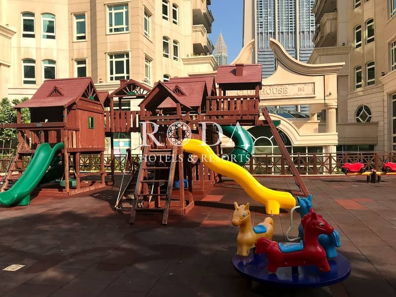 2 Free Wi-Fi  Close to Dubai Mall  Fully Furnished