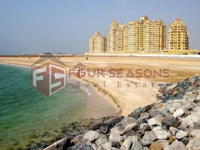 2 Bedroom Flat for Rent in Al Hamra Village, Ras Al Khaimah - Beautiful sea view 2BR apart in RB  Al hamra