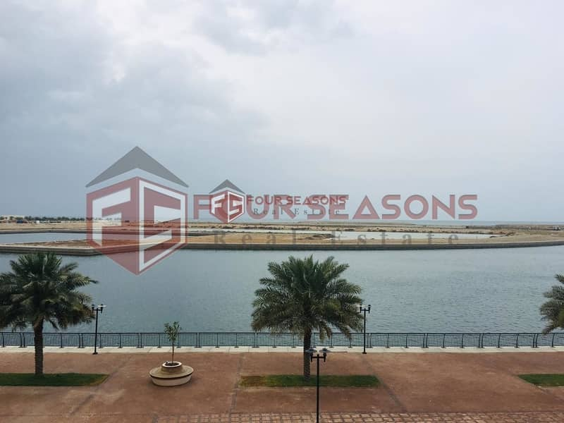 FOR SALE 2 BR Apartment Lagoon View Mina A Arab