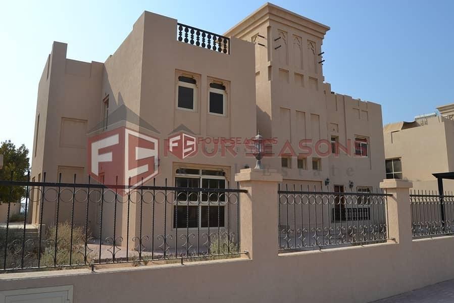 2 The Largest Beachfront Al Hamra C Villa