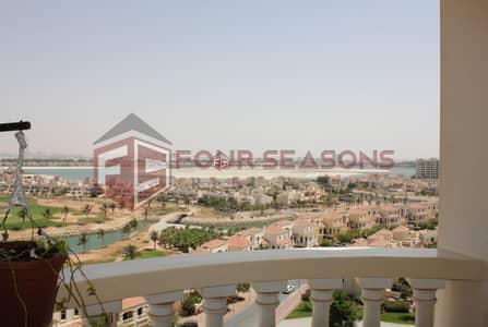 Studio for Rent in Al Hamra Village, Ras Al Khaimah - Very Beautiful Studio with partition  as 1 BHK