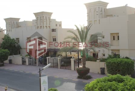 4 Bedroom Flat for Sale in Al Hamra Village, Ras Al Khaimah - 4BR + maids duplex With golf course view.