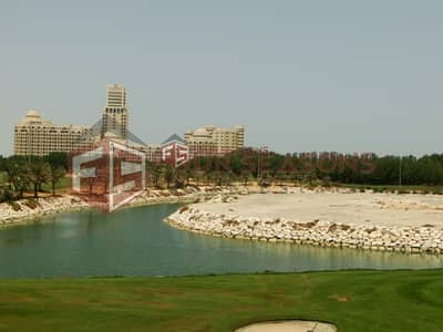 A beautiful golf course & lagoon view 1BR