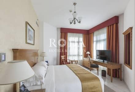 شقة فندقية 2 غرفة نوم للايجار في وسط مدينة دبي، دبي - Limited Availability   Burj Khalifa View   Free WiFi