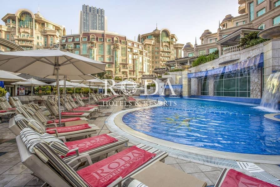 13 Limited Availability | Burj Khalifa View | Free WiFi