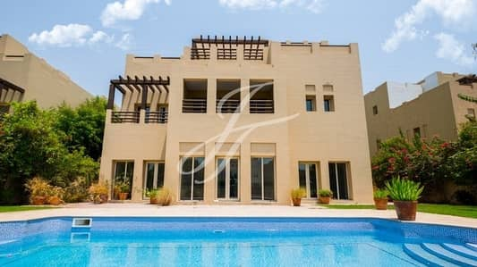 6 Bedroom Villa for Sale in The Lakes, Dubai - Great Opportunity | Best Price and View