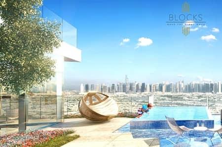 فلیٹ 4 غرفة نوم للبيع في دائرة قرية جميرا JVC، دبي - Fully Furnished Penthouse Apartment in JVC