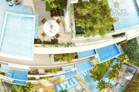 استوديو  للبيع في دائرة قرية جميرا JVC، دبي - Fully Furnished Studio Apartment in JVC.
