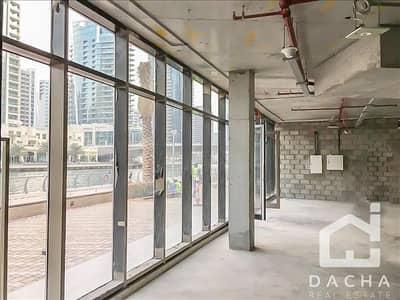 محل تجاري  للايجار في دبي مارينا، دبي - Brand New Prime Location Retail Unit