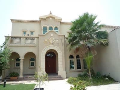 فیلا 4 غرفة نوم للايجار في جزر جميرا، دبي - 4bd Villa IPrivate pooI IJumeirah Island