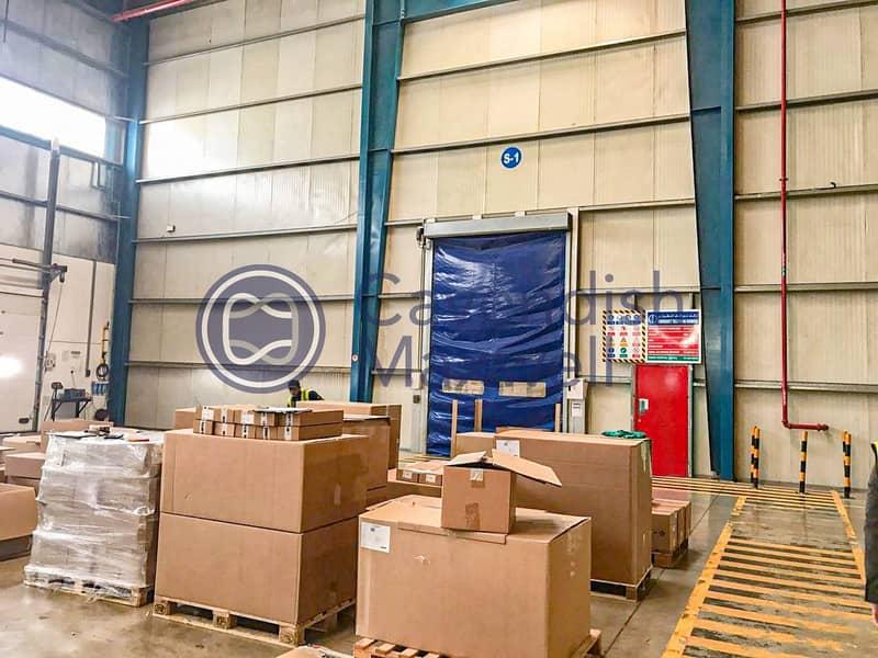 2 Distribution Warehouse I 3PL I Racking Available