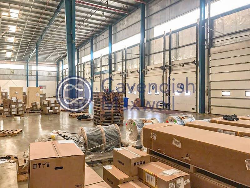 11 Distribution Warehouse I 3PL I Racking Available