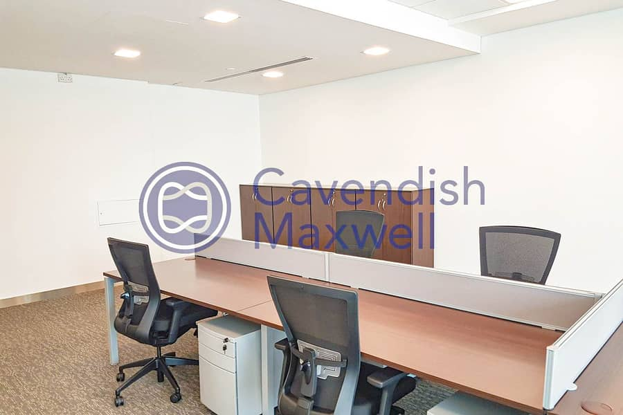 2 Full Furnished | Serviced Offices