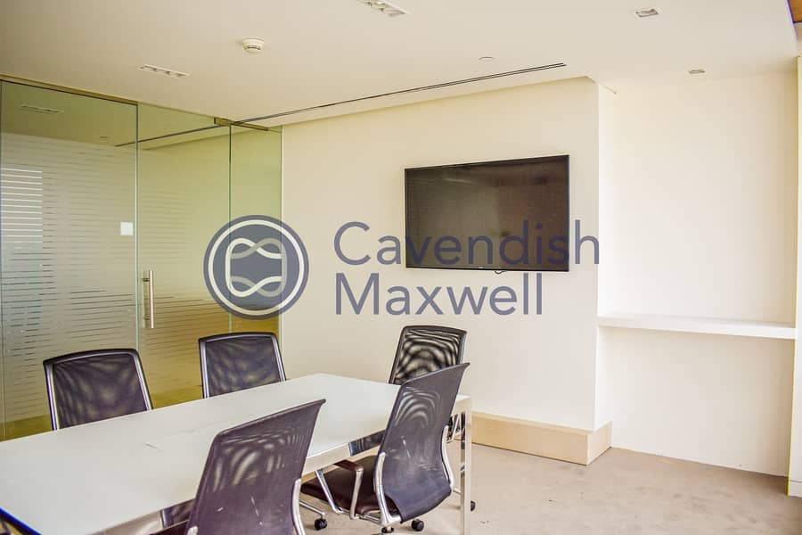 2 Fully Furnished | Partitioned | Panoramic Views