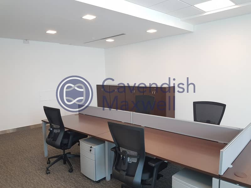 2 Furnished | Serviced Offices