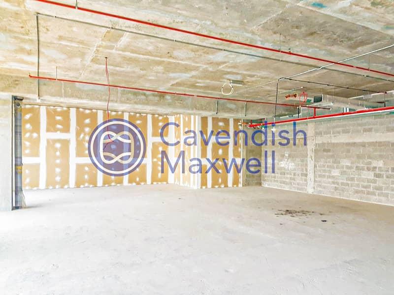 2 Shell & Core | High Floor | Marina Plaza