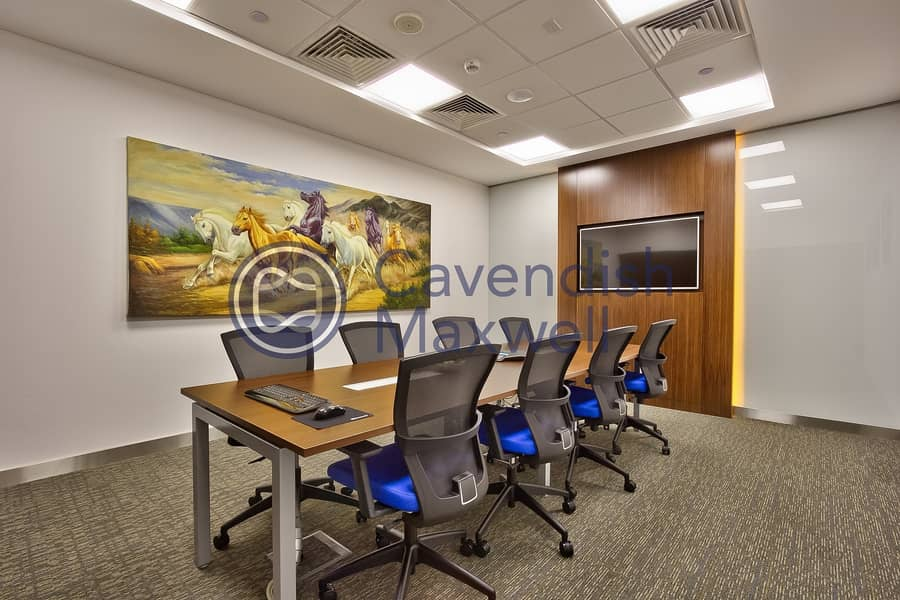 10 Furnished | Serviced Offices