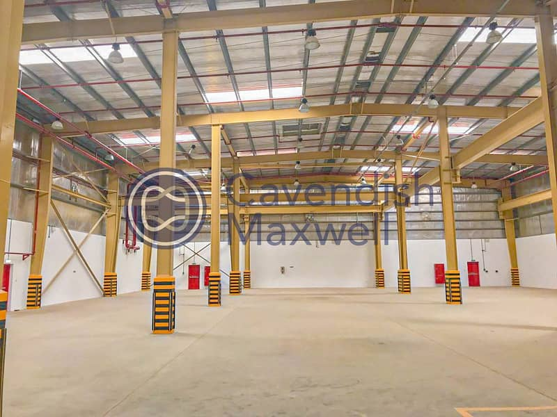 10 Band New I 10 M Height I With Provision for Cranes
