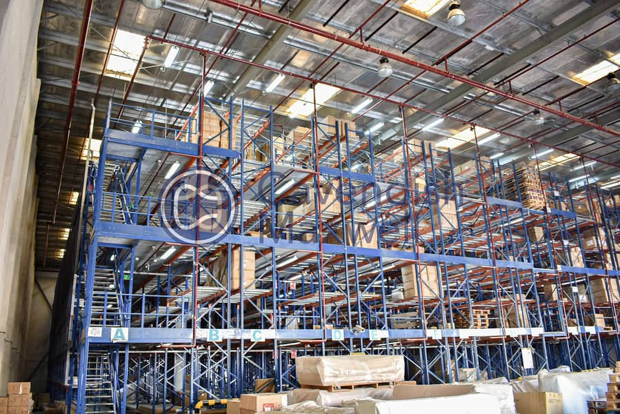 14 Large Distribution Warehouse I 10.3 M Height