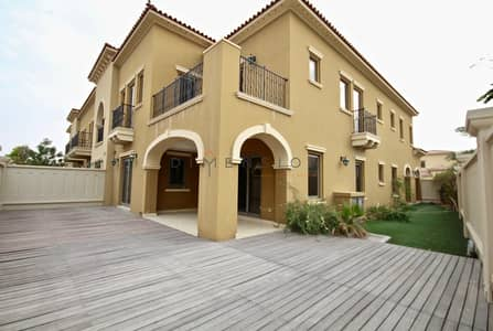 3 Bedroom Townhouse for Rent in Saadiyat Island, Abu Dhabi - Well finished Townhouse with maids room