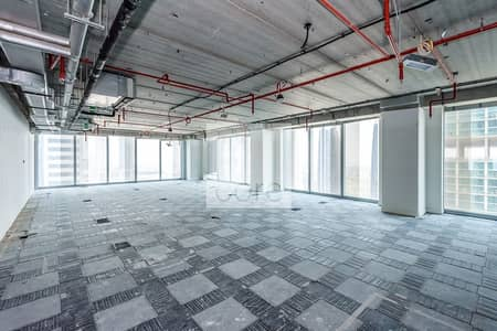 Office for Rent in Sheikh Zayed Road, Dubai - Shell and Core Office | Prime Location