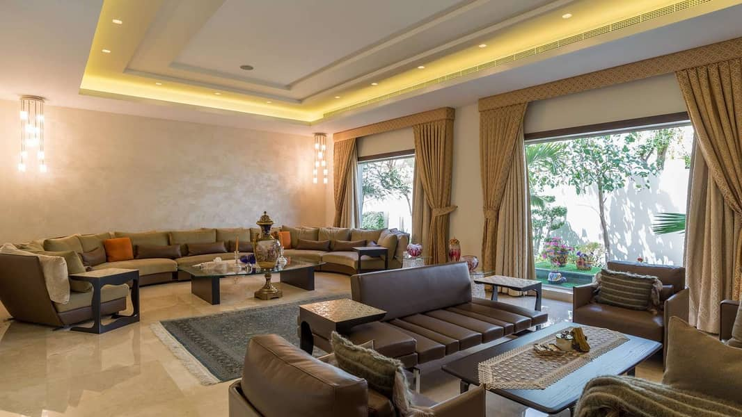 2 Marvelous Family Villa in Sector V of Emirates Hills