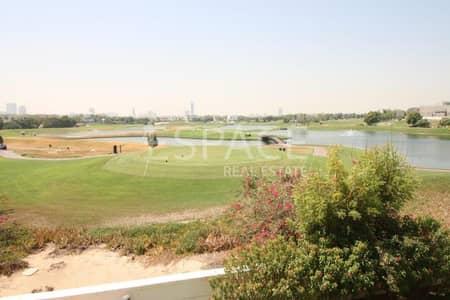 Golf Course Views - Emirates Living - P Sector Villa