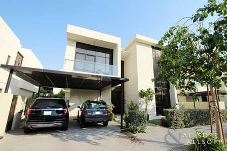 5 Bedroom Villa for Sale in DAMAC Hills (Akoya by DAMAC), Dubai - Vacant on Transfer | 5 Bedroom Independent