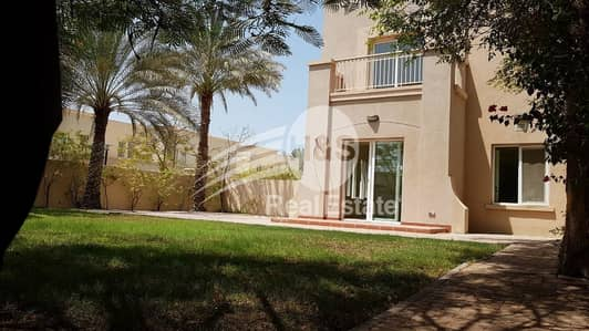 3 Bedroom Villa for Sale in The Springs, Dubai - 3E backing pool and Park for sale | EMAAR SPRINGS