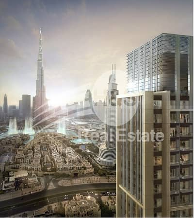 فلیٹ 1 غرفة نوم للبيع في وسط مدينة دبي، دبي - 1 Bedroom for Resale | SOLD OUT FROM EMAAR