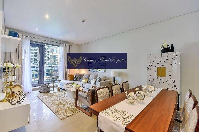 2 Luxurious 1BR in Dubai Marina | 0% Brokerage