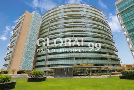 3 Bedroom Apartment for Sale in Al Raha Beach, Abu Dhabi - Full Sea View + High Floor 3+M in Rahba1