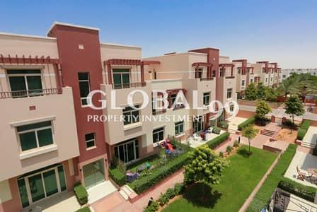 2 Bedroom Apartment for Sale in Al Ghadeer, Abu Dhabi - Best Price 2 Bedrooms Terraced Apartment