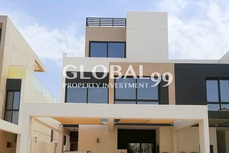 5 Bedroom Townhouse for Sale in Al Salam Street, Abu Dhabi - Best Location! Luxury 5BR TH Facing Park