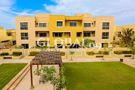3 Bedroom Townhouse for Sale in Al Raha Gardens, Abu Dhabi - 3 Bedroom Townhouses + Maid's + Garden